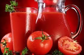 Cà chua cũng là loại quả trị sẹo mụn rất tốt