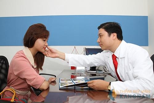 Công nghệ tế bào gốc trị sẹo lõm hiệu quả tại Thẩm mỹ viện Kangnam 3