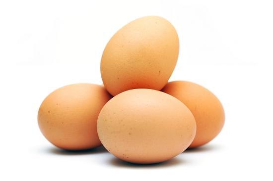Trứng gà có thể khiến vùng da bạn dễ bị nổi sẹo