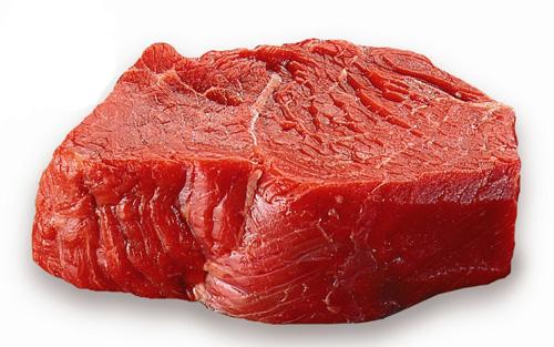 Ăn nhiều thịt bò vùng da dễ bị để lại sẹo