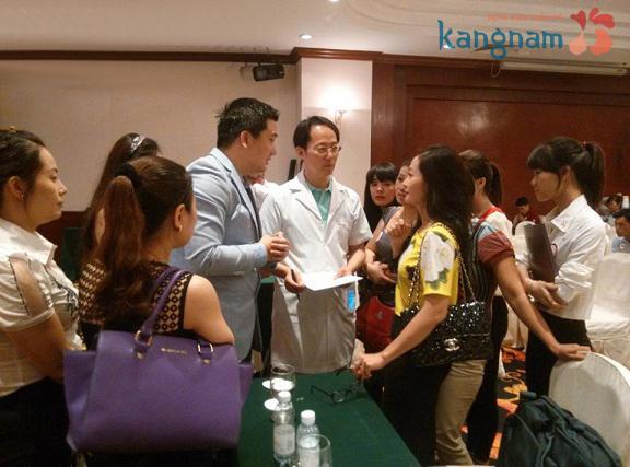Trị sẹo lồi uy tín ở Kangnam