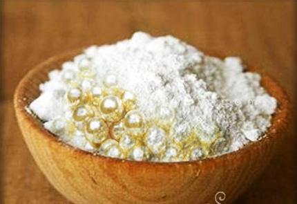 Cách trị sẹo rỗ mật ong + bột ngọc trai