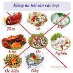 Bắn tàn nhang kiêng ăn gì? Các thực phẩm tuyệt đối cần tránh xa