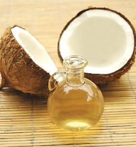 Bí quyết trị sẹo do rạn da bằng dầu dừa