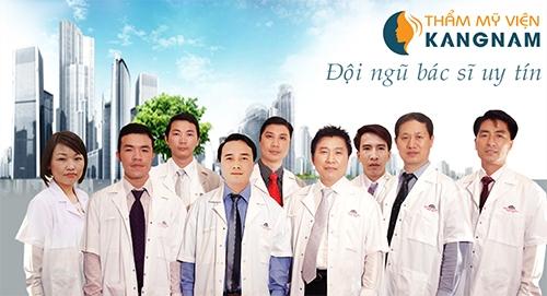 Dịch vụ trị sẹo tại thẩm mỹ viện Kangnam2