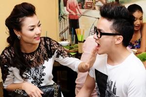 Cao Thái Sơn gặp Hồng Quế với mặt không có sẹo