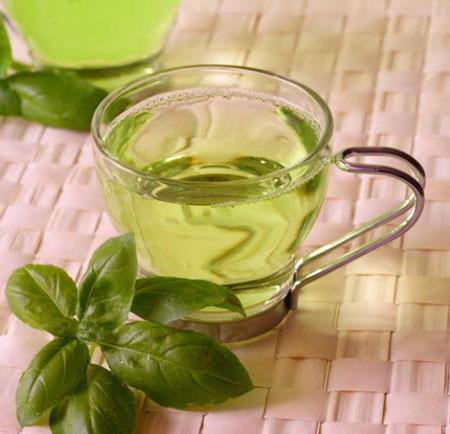 Sử dụng trà xanh để tẩy da chết